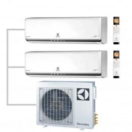 Мульти сплит-система Electrolux EACS/I-09HP FMI/N3_ERPх2+EACO/I-18 FMI-2/N3_ERP